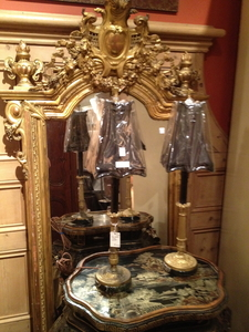 Antiques Asheville Biltmore Lamp Amp Shade Gallery