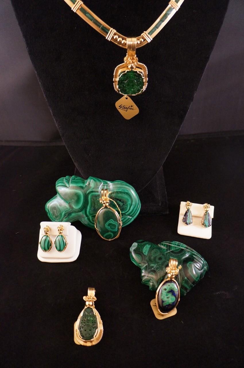 Starfire Designs Jewelry By Jeweler Charlie Wharton Asheville Nc Greenville Sc