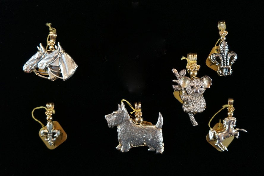 Starfire Designs Jewelry By Jeweler Charlie Wharton
